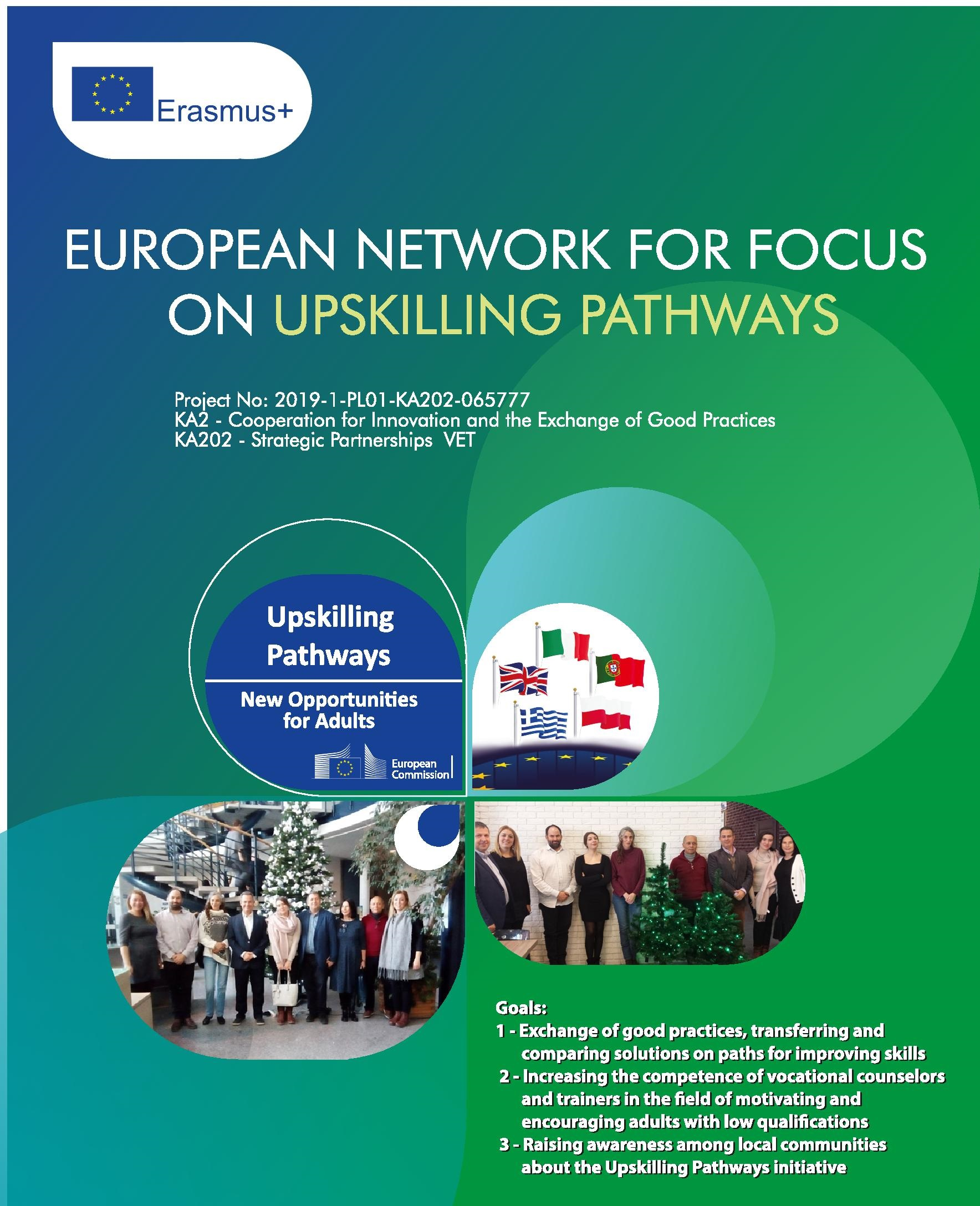 upskilling pathways