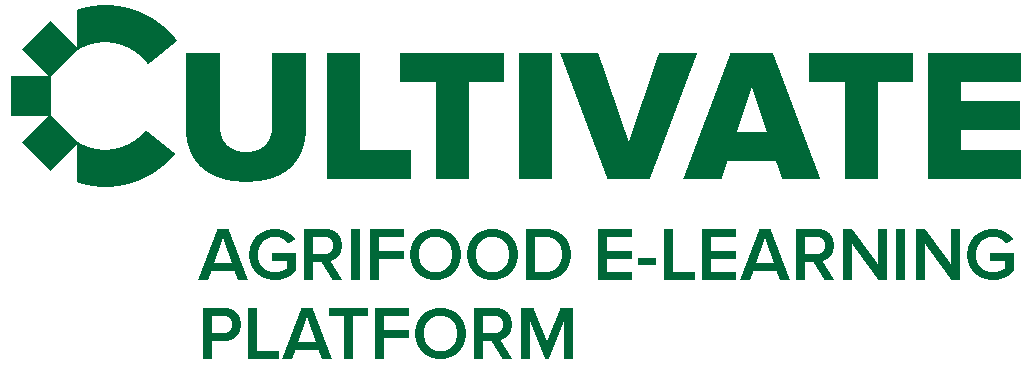 Cultivate Agrifood E-Learning Platform