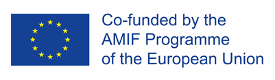 Co-funded by the AMIF programme of the European Union